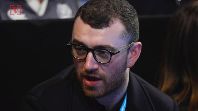 Singer Sam Smith is facing backlash on social media after he reportedly said he doesn't like Michael Jackson.
