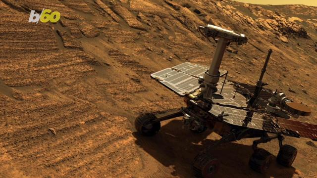 The Opportunity rover has gone silent after being engulfed in one of the worst dust storms ever observed on Mars. Tony Spitz has the details.