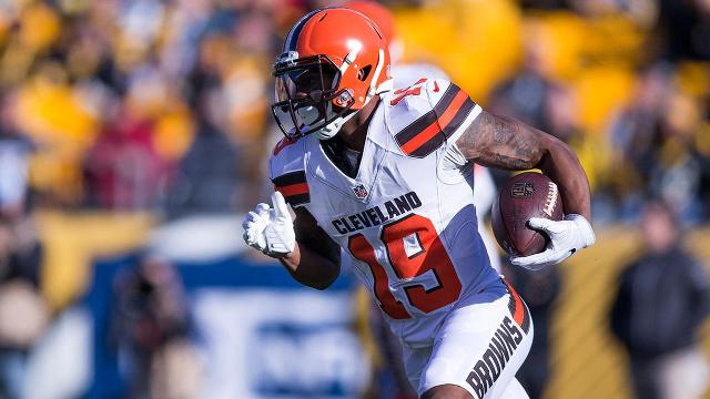 In a new episiode of HBO's Hard Knocks on Tuesday, former Browns receiver Corey Coleman asked coach Hue Jackson to trade him after he lost the starting job to Antonio Callaway.