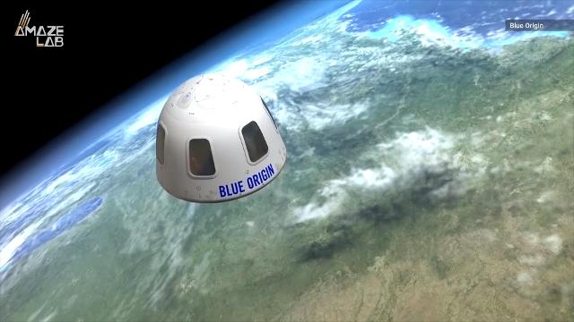 Blue Origin says it'll start selling tickets to space tourists in 2019