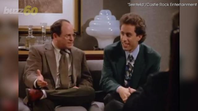Jerry Seinfeld was asked whether he watches his eponymous show and he gave a frank answer. Keri Lumm reports.