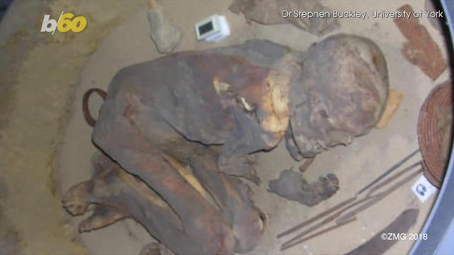 An over 5,000 year old mummy named Fred just gave us the original recipe used to embalm mummies. .