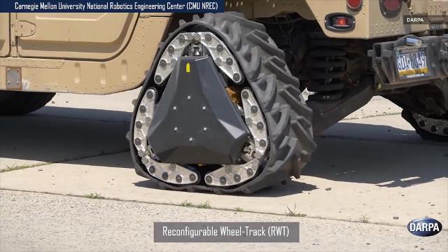 Check out these tech advancements that make US military vehicles look more like Transformers.