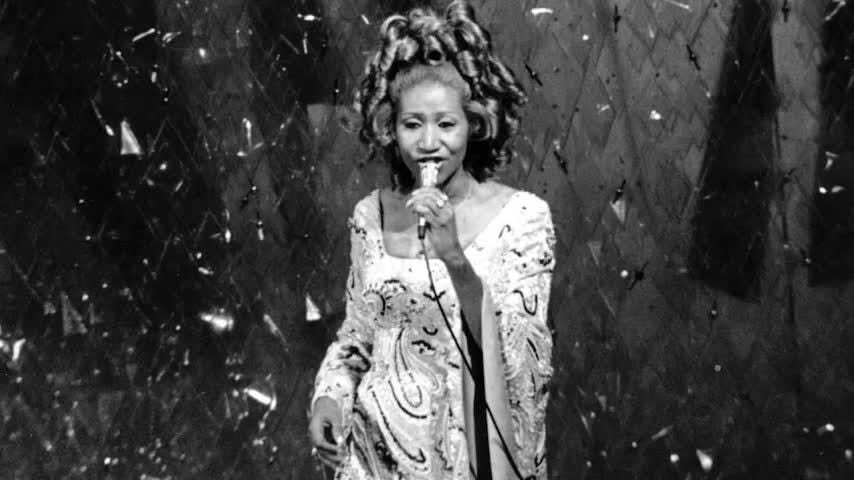 """Aretha Franklin's song """"Respect"""" became a battle cry for black America. The Queen of Soul was a close friend of the Rev. Martin Luther King Jr., and she never hesitated to support the civil rights movement financially or with her performance. (Aug. 16)"""