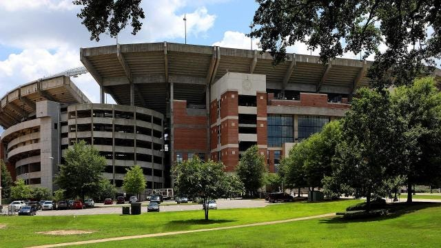 Alabama is planning extensive renovations to Bryant-Denny Stadium and Coleman Coliseum, reducing capacity at both venues but adding premium seating.