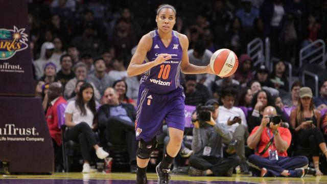 The Philadelphia 76ers are breaking new ground by hiring former WNBA No. 1 pick Lindsey Harding as a full-time scout for the upcoming season, according to ESPN's Ramona Shelburne.