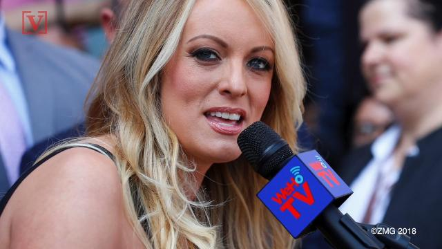 Adult film star Stormy Daniels will not be on the British version of Celebrity Big Brother. Veuer's Sam Berman has the full story.