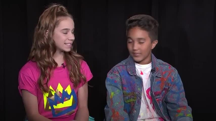 """Since 2001, the kids singing group, Kidz Bop, has entertained children with """"clean"""" versions of hit songs.  The successful franchise has released 38 albums and sold millions in the U.S.  Their current tour, Kidz Bop Live 2018, will travel to more than 50 cities. (Aug. 17)"""