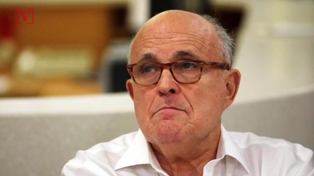 "Rudy Giuliani explains why he doesn't want President Trump to testify in the Mueller Russia Probe saying ""truth isn't truth."""