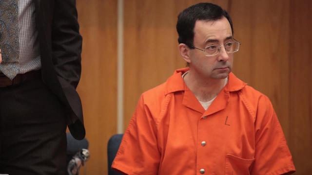 Larry Nassar Moved From Arizona federal prison