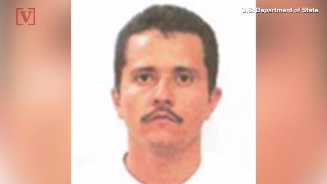 "Move over El Chapo, there is a new most wanted drug lord. Nemesio Oseguera Cervantes, known as ""El Mencho"". Susana Victoria Perez has more."