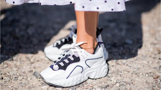 50abd2bf088 Dad shoes  The ugly sneakers that celebrities and designers have turned  trendy
