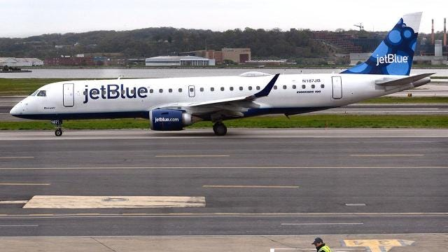 985ef60fa2 JetBlue bag fees  First bag now costs  30
