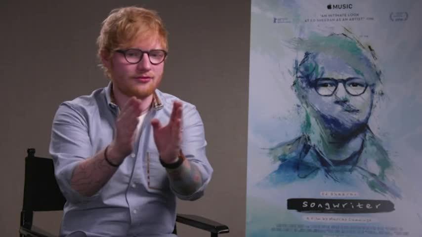 No joke: Chris Stapleton, Bruno Mars share a song on Ed Sheeran's new record
