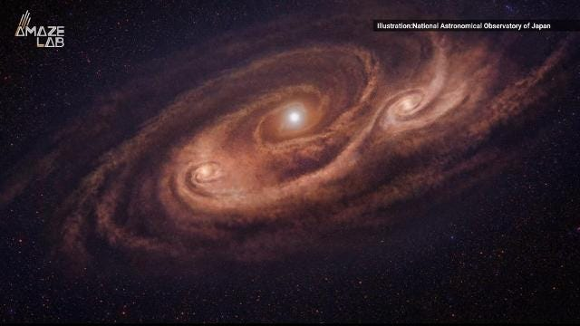 Astronomers explore 'monster galaxy' forming stars 1,000 times faster than Milky Way