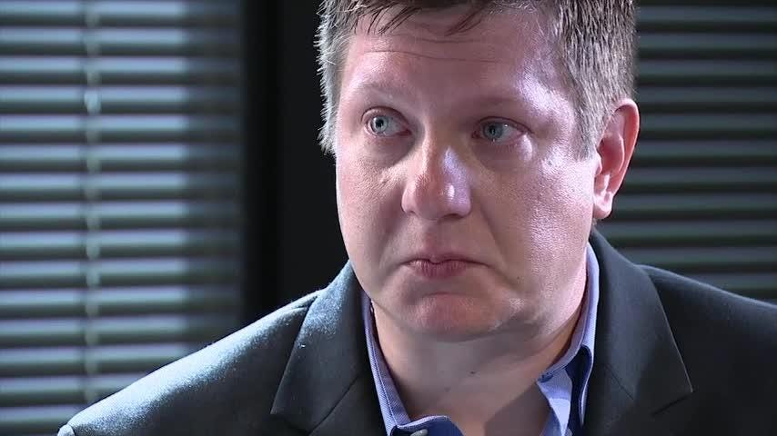 Former officer charged with murder speaks out