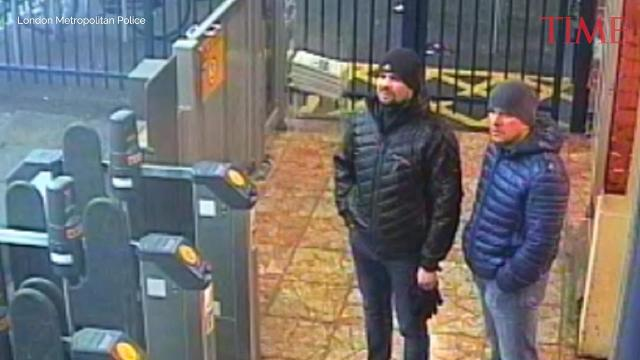 Suspect in poisoning of ex-Russian spy Sergei Skripal is military doctor, report says