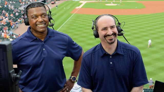 Tigers broadcasters sent home after altercation