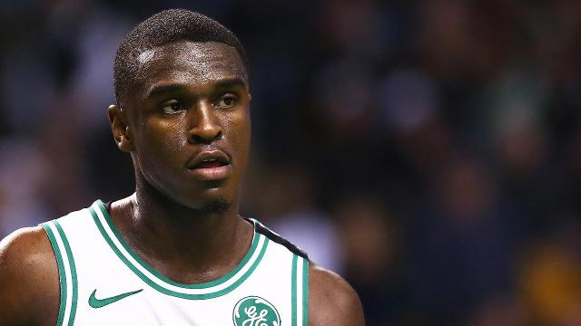 Celtics shooting guard Jabari Bird was arrested Friday in Brighton, Mass. after an alleged domestic violence incident, according to the Boston Police Department.