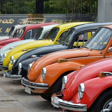 Volkswagen Beetle Killed Vw To End Bug Production In 2019