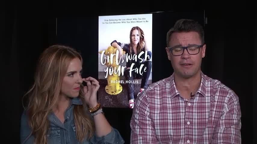 "Rachel Hollis' ""Girl, Wash Your Face"" was released in February. It just passed the million-sold mark after a slow start. Its release was was what led Rachel and her husband Dave to become a self-help power couple. (Sept. 14)"