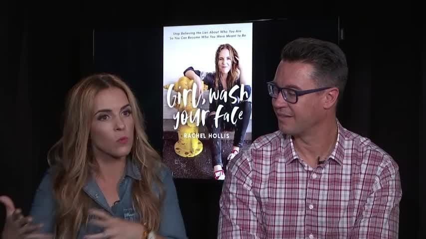 'Girl, Wash Your Face' author says influencers need to be honest with their followers. (Sept. 14)