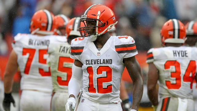 Cleveland announced it was parting ways with Josh Gordon, ending his tumultuous tenure with the Browns that saw him miss nearly three full seasons.