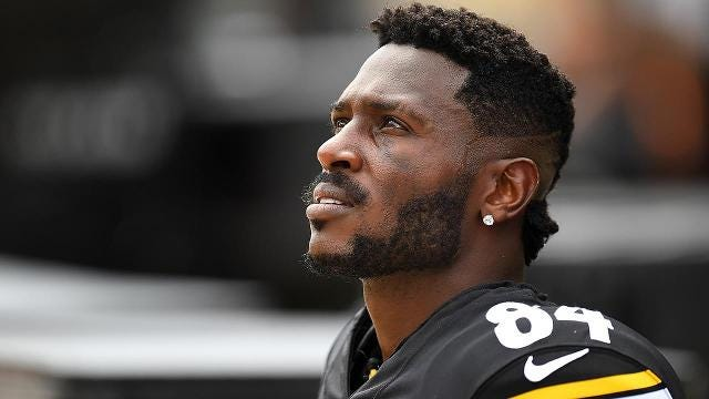 Members of the Steelers organization do not know why Antonio Brown did not show up with teammates for meetings and film review Monday, coach Mike Tomlin told reporters Tuesday.