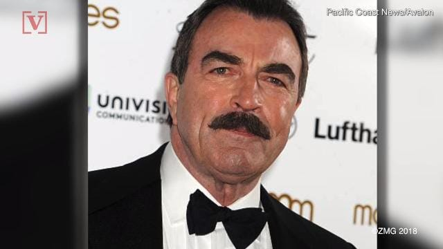 Report Tom Selleck Steps Down From Nras Board Of Directors
