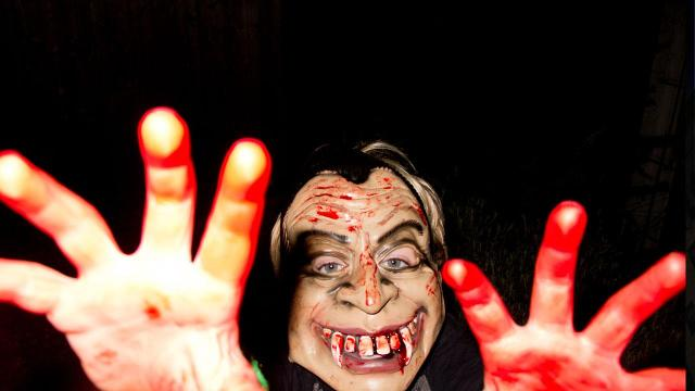 Frightening facts about Halloween spending