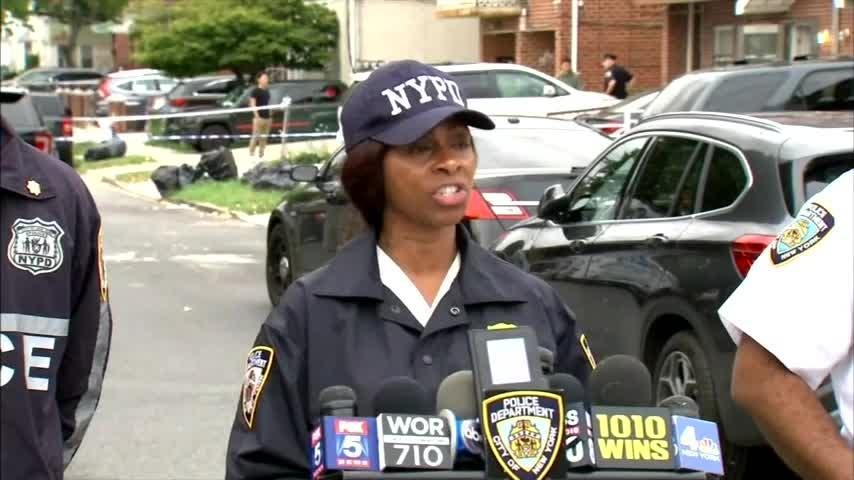 3 infants stabbed in NYC nursery attack
