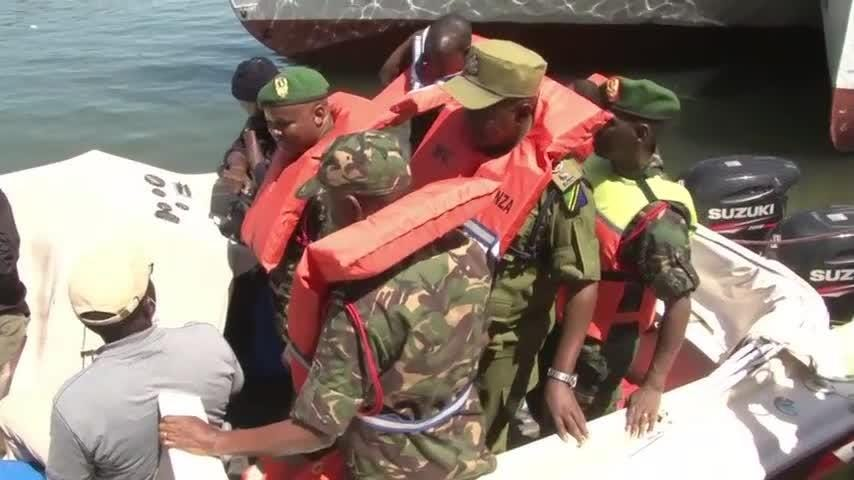 The number of dead soared past 200 while a survivor was found inside a capsized Tanzania ferry two days after the Lake Victoria disaster, officials said Saturday, while search efforts were ending to focus on identifying bodies. (Sept. 22)