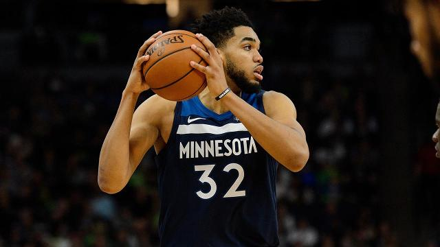 All-Star center Karl Anthony-Towns and the Timberwolves have agreed on a five-year, $190 million super-maximum contract extension that should make him the team's cornerstone of the future.