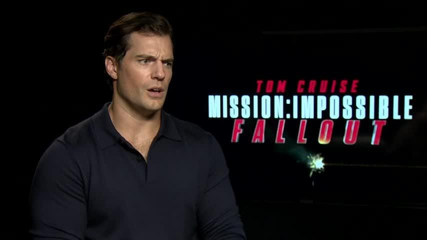 """""""Man of Steel"""" and """"Mission: Impossible: Fallout"""" star Henry Cavill's first audition was for Kim Basinger movie """"I Dreamed of Africa."""" (Sept. 25)"""