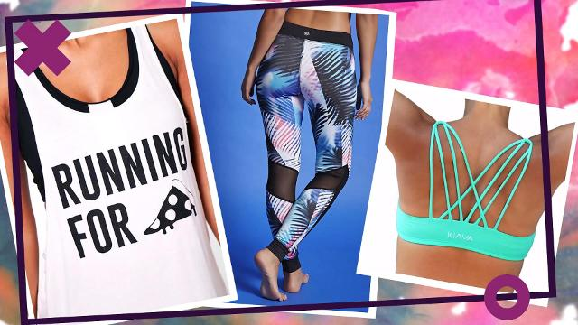 Where To Score Cheap Workout Clothes That Are Actually Cute