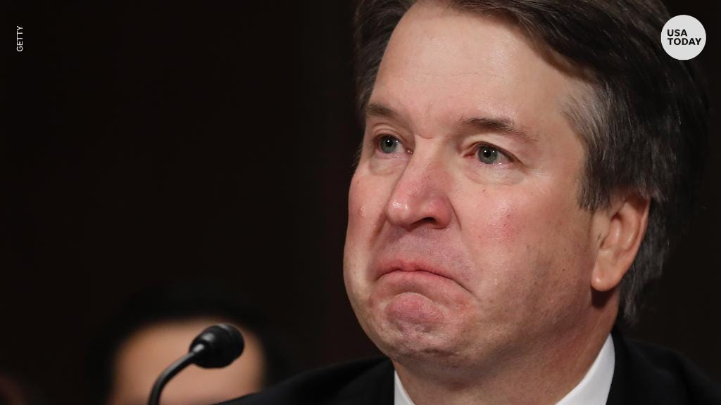 Watch Kavanaugh's full emotional opening statement on allegations