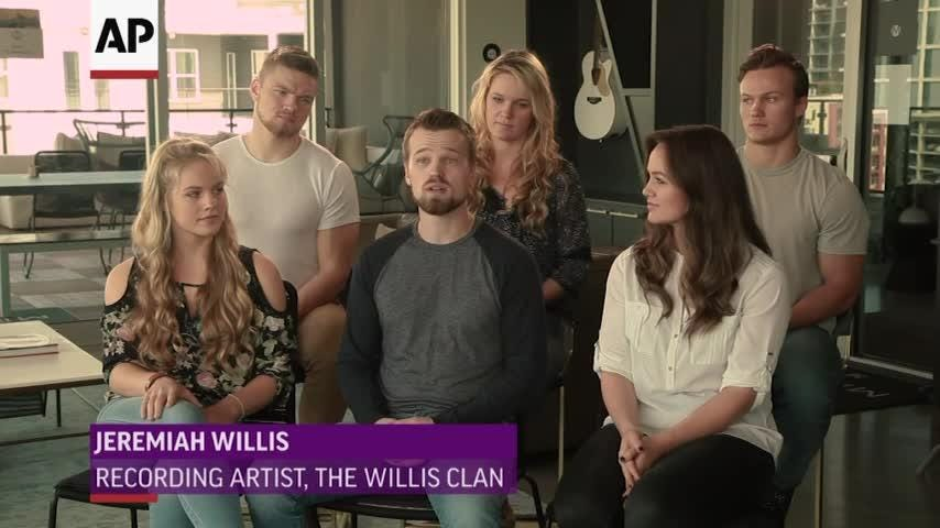 Musical family Willis Clan rebuild after father's crimes