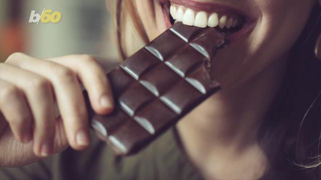 Science proves chocolate is a source of Vitamin D!
