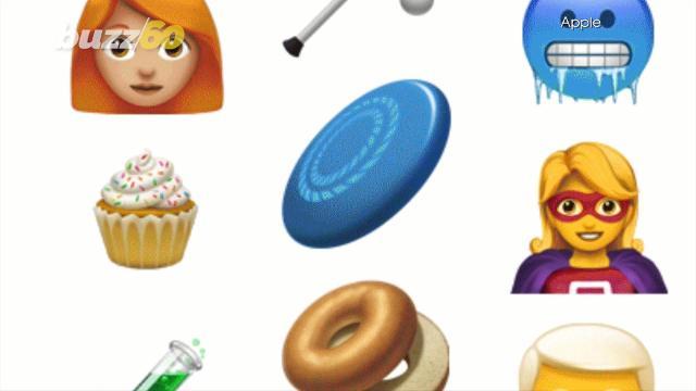 Apples Adding 70 New Emoji In Ios 121 Update