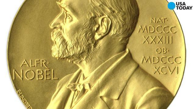 Nobel prizes are awarded annually at which country banned
