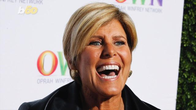 Suze Orman says you need $5-10 million for early retirement