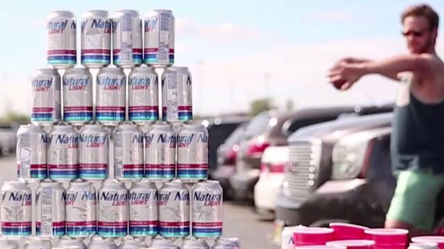 Natural Light releases a 77 pack of beer and a strawberry lemonade beer called Naturdays