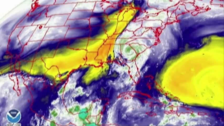 Hurricane Michael: Flash flood watch in effect for NJ, NY