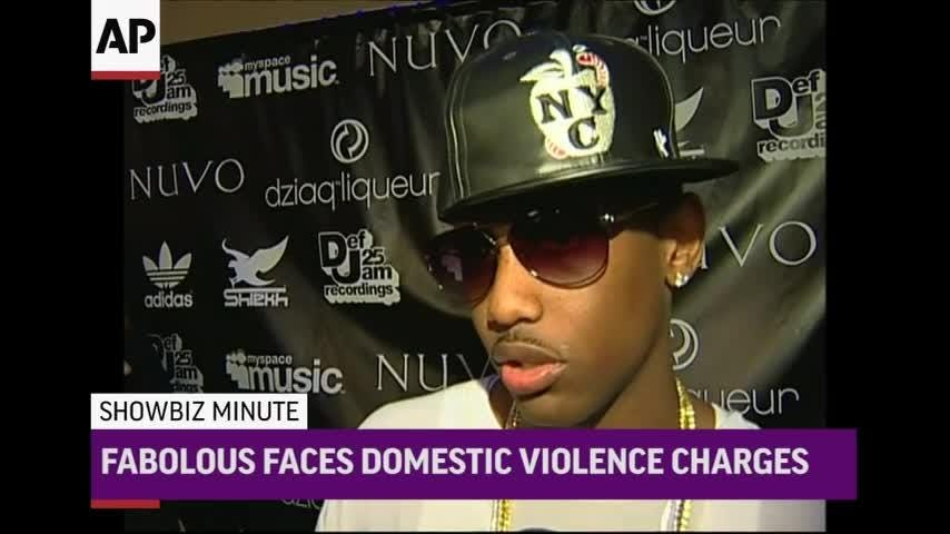 ShowBiz Minute: Weinstein, Fabolous, Troyer