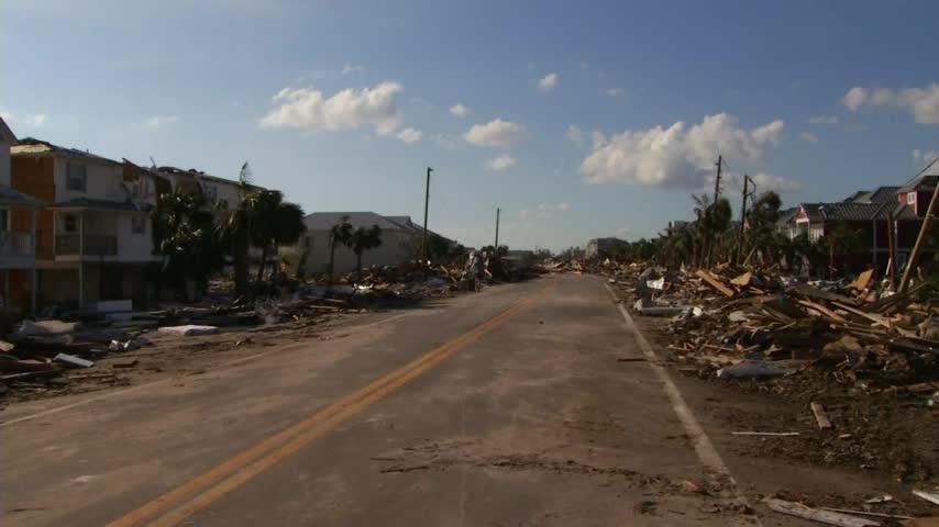 Hurricane Michael damage: FEMA says parts of Florida remain