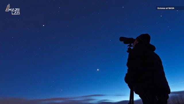 You're in for a treat rather than a trick this month when Mercury, Venus, Jupiter, Saturn and Mars line up for your viewing pleasure.
