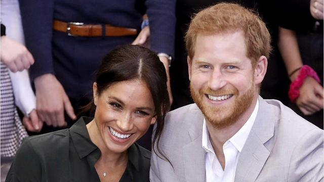 f837b598cbb87 What we know about Duchess Meghan and Prince Harry's royal baby, due in the  spring