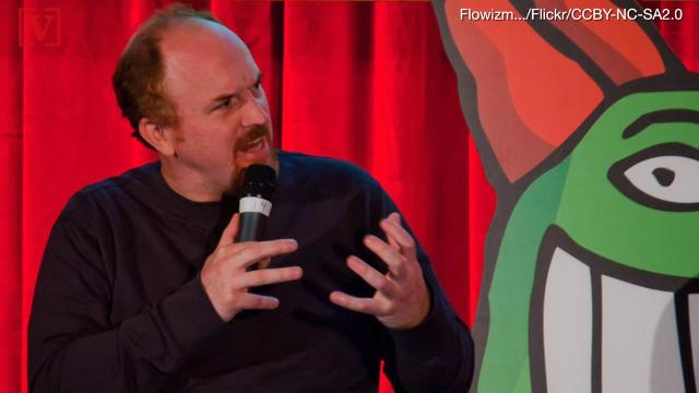 Comedian Louis C.K. can attest...sexual misconduct is no laughing matter.  Veuer's Chandra Lanier has the story.