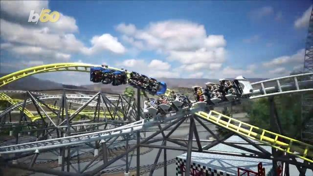 Six Flags New Coaster Has Tracks So Close Riders Could