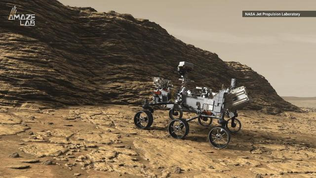 We know that NASA's Mars 2020 rover is heading to Mars in July of 2020, what we don't know is where it will land.